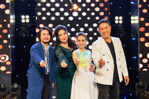 Cặp đôi vàng: Diễn kịch đẫm nước mắt, Phương Trinh Jolie và Minh Luân đạt điểm cao nhất - Ảnh 1.
