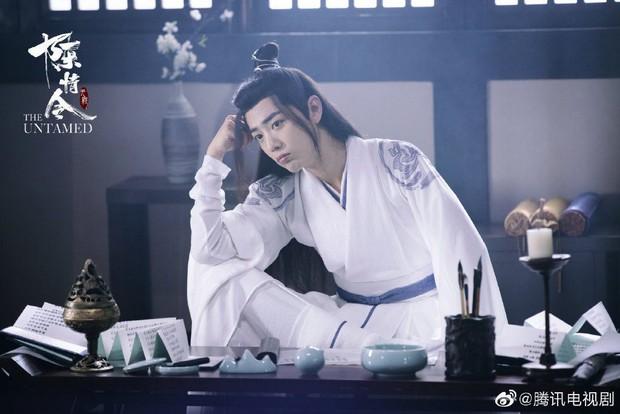 10 diễn viên Hoa ngữ cứ khoác áo lụa trắng lên là biến ngay thành thần tiên thoát tục ai nhìn cũng cưng - Ảnh 45.