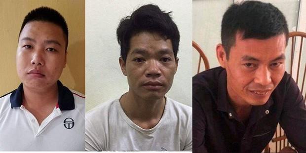 Khởi tố, bắt tạm giam 3 đối tượng đổ trộm dầu thải khiến nước sạch sông Đà ô nhiễm - Ảnh 1.