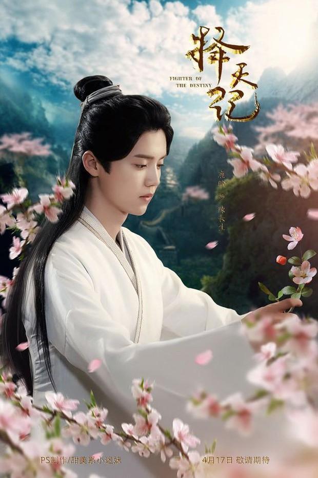 10 diễn viên Hoa ngữ cứ khoác áo lụa trắng lên là biến ngay thành thần tiên thoát tục ai nhìn cũng cưng - Ảnh 36.