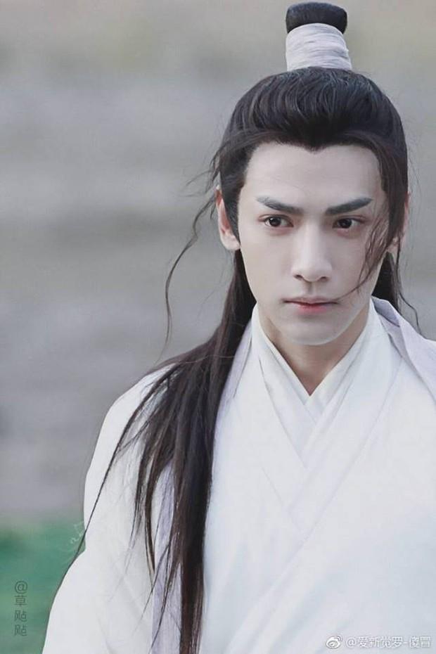 10 diễn viên Hoa ngữ cứ khoác áo lụa trắng lên là biến ngay thành thần tiên thoát tục ai nhìn cũng cưng - Ảnh 31.
