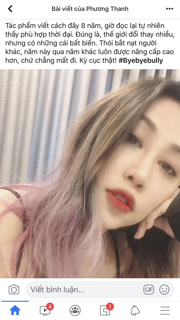 #ByeByeBully: Châu Bùi, Quang Đại, Khánh Vy và rất nhiều bạn trẻ đã lên tiếng chống lại sát thủ mạng, còn bạn thì sao? - Ảnh 10.