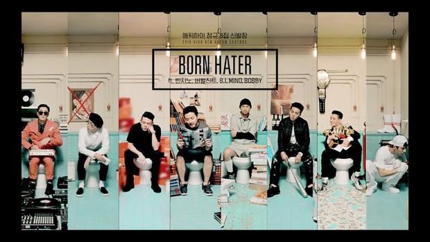 """Đốp chát với antifan trên mạng đã là gì, BTS, G-Dragon và loạt idol Kpop còn viết hẳn nhạc để dằn mặt """"hater"""" đây này! - Ảnh 8."""