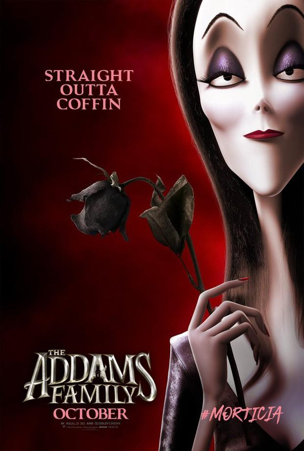 Cười đến nội thương với Gia Đình Addams - Hoạt hình kinh dị hài tét rún mùa Halloween - Ảnh 5.