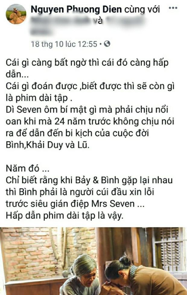 Đạo diễn Tiếng Sét Trong Mưa hé lộ màn đoàn tụ của bà Bảy và bé Bình, hứa hẹn cú twist chấn động? - Ảnh 2.