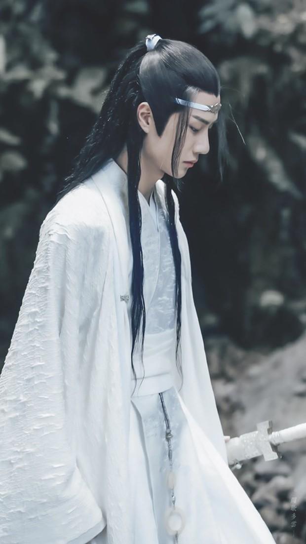 10 diễn viên Hoa ngữ cứ khoác áo lụa trắng lên là biến ngay thành thần tiên thoát tục ai nhìn cũng cưng - Ảnh 25.