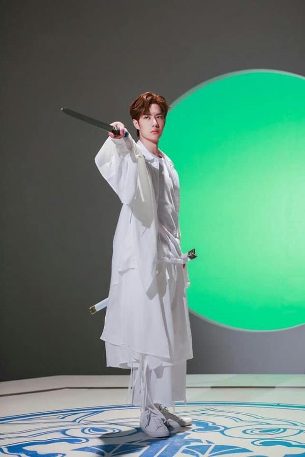 10 diễn viên Hoa ngữ cứ khoác áo lụa trắng lên là biến ngay thành thần tiên thoát tục ai nhìn cũng cưng - Ảnh 27.