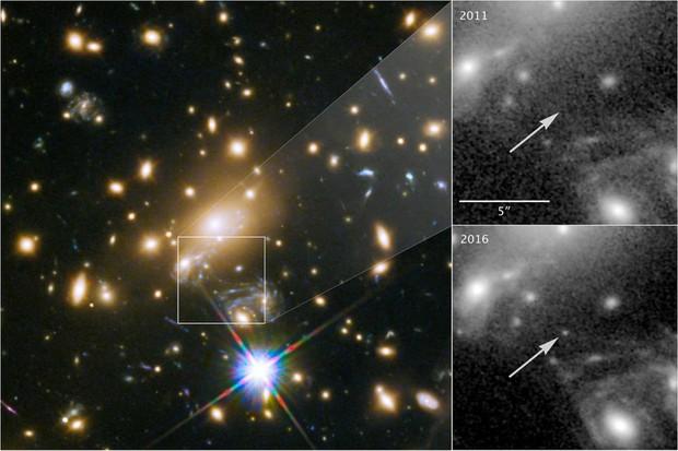 Những hình ảnh vũ trụ của NASA khiến bạn hoàn toàn choáng ngợp - Ảnh 14.
