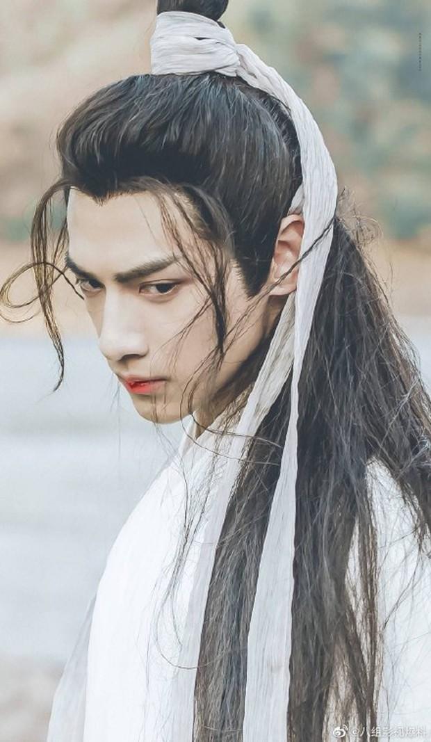 10 diễn viên Hoa ngữ cứ khoác áo lụa trắng lên là biến ngay thành thần tiên thoát tục ai nhìn cũng cưng - Ảnh 30.