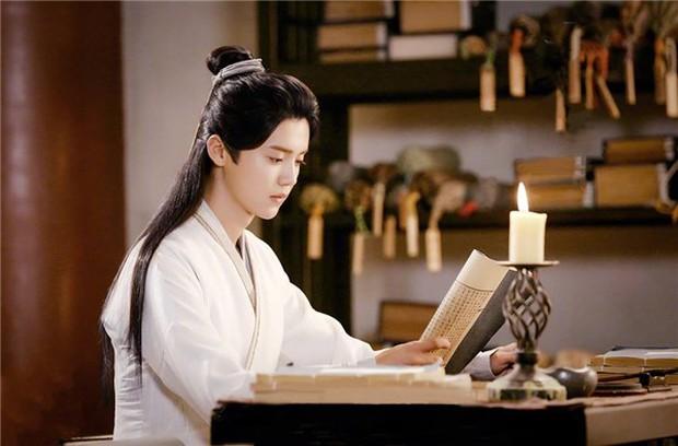 10 diễn viên Hoa ngữ cứ khoác áo lụa trắng lên là biến ngay thành thần tiên thoát tục ai nhìn cũng cưng - Ảnh 37.