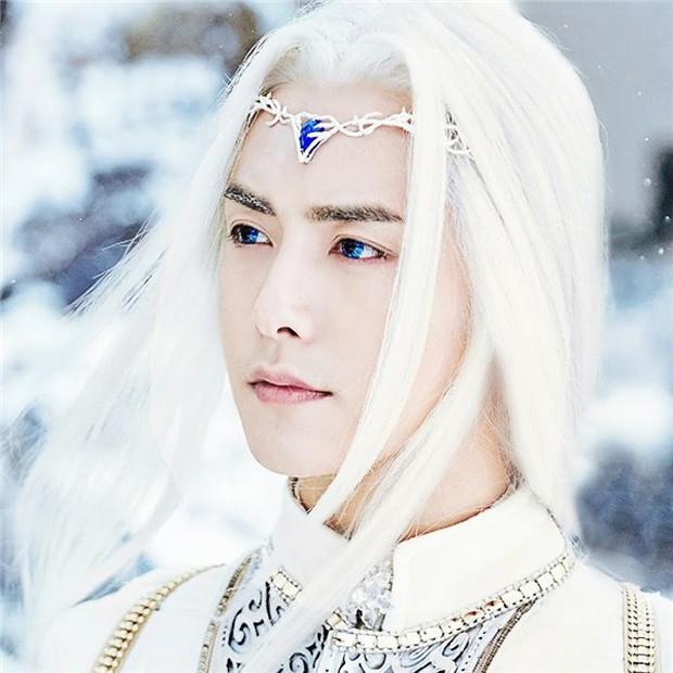 10 diễn viên Hoa ngữ cứ khoác áo lụa trắng lên là biến ngay thành thần tiên thoát tục ai nhìn cũng cưng - Ảnh 41.