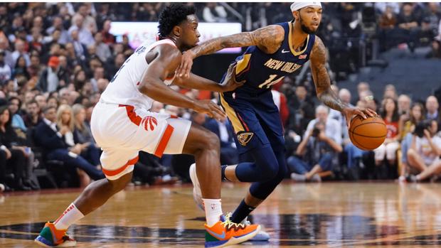 NBA 2019-2020: Pascal Siakam bị truất quyền thi đấu, Toronto Raptors vượt qua New Orleans Pelicans trong hiệp phụ - Ảnh 3.