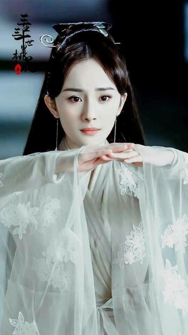 10 diễn viên Hoa ngữ cứ khoác áo lụa trắng lên là biến ngay thành thần tiên thoát tục ai nhìn cũng cưng - Ảnh 6.