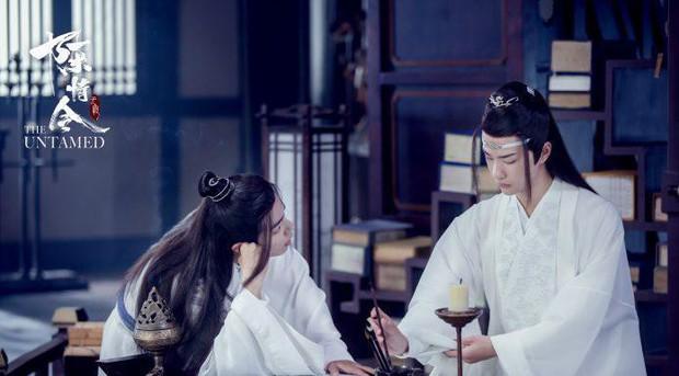 10 diễn viên Hoa ngữ cứ khoác áo lụa trắng lên là biến ngay thành thần tiên thoát tục ai nhìn cũng cưng - Ảnh 46.