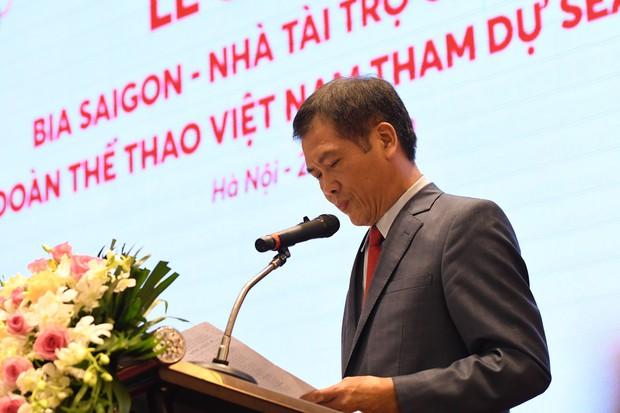 Đoàn thể thao Việt Nam nhận nguồn tài trợ lớn trước thềm SEA Games 30 - Ảnh 4.