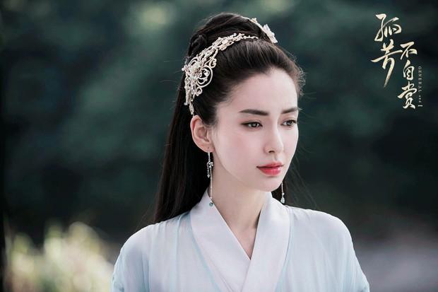 10 diễn viên Hoa ngữ cứ khoác áo lụa trắng lên là biến ngay thành thần tiên thoát tục ai nhìn cũng cưng - Ảnh 10.