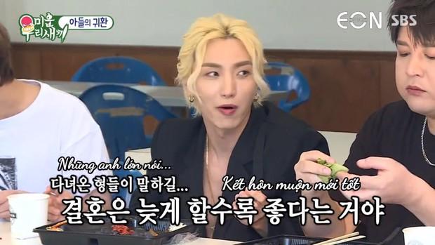 Trần Kiều Ân, Super Junior đối phó như thế nào khi bị đề cập đến chuyện dựng vợ gả chồng? - Ảnh 5.