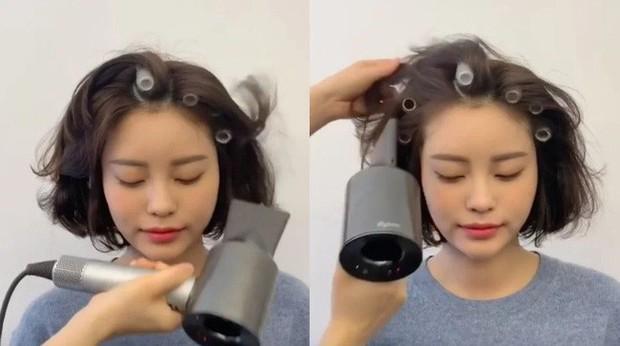 Để tóc ngắn mà không biết đến chiêu làm phồng dễ ợt này thì quá là phí phạm - Ảnh 5.