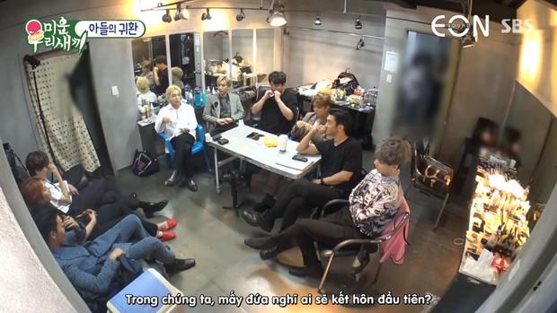 Trần Kiều Ân, Super Junior đối phó như thế nào khi bị đề cập đến chuyện dựng vợ gả chồng? - Ảnh 6.