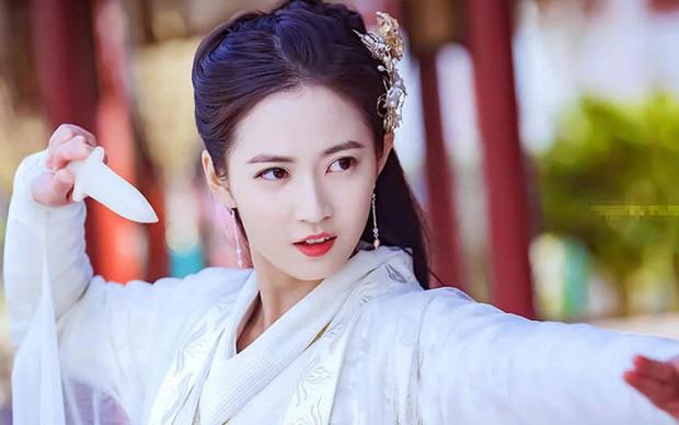 10 diễn viên Hoa ngữ cứ khoác áo lụa trắng lên là biến ngay thành thần tiên thoát tục ai nhìn cũng cưng - Ảnh 17.