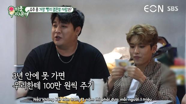 Trần Kiều Ân, Super Junior đối phó như thế nào khi bị đề cập đến chuyện dựng vợ gả chồng? - Ảnh 8.