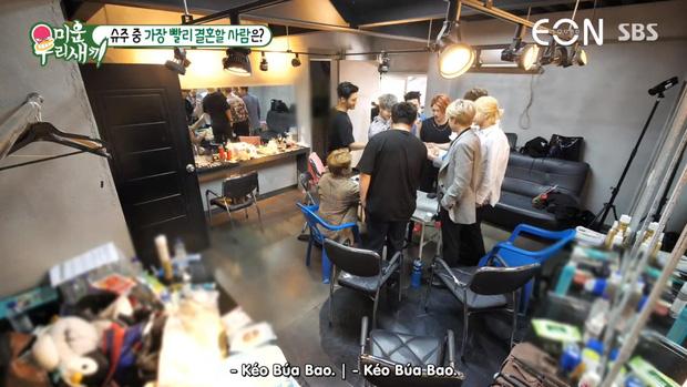 Trần Kiều Ân, Super Junior đối phó như thế nào khi bị đề cập đến chuyện dựng vợ gả chồng? - Ảnh 9.
