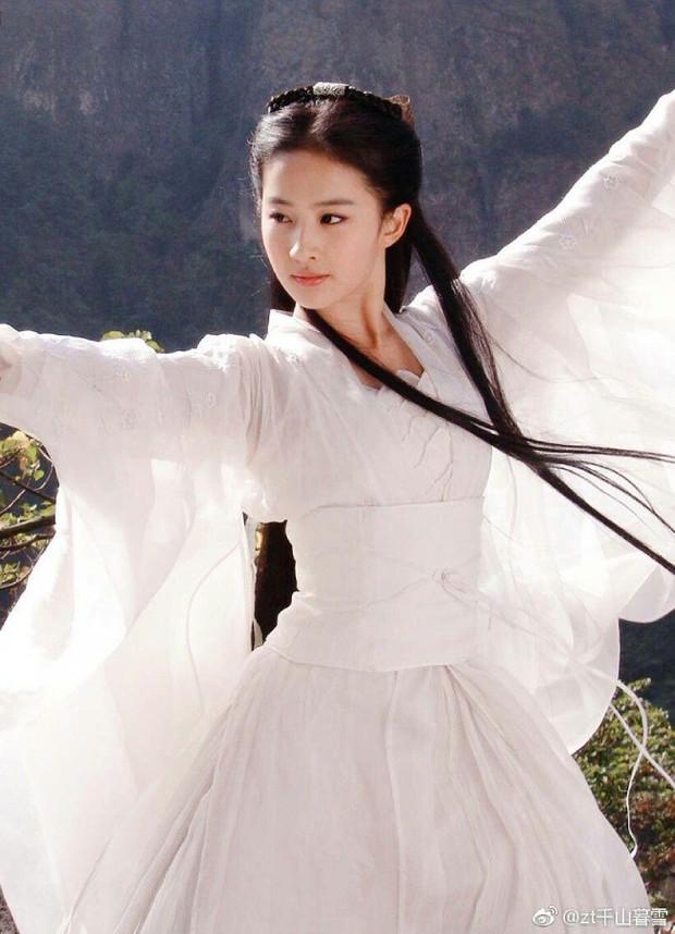 10 diễn viên Hoa ngữ cứ khoác áo lụa trắng lên là biến ngay thành thần tiên thoát tục ai nhìn cũng cưng - Ảnh 21.