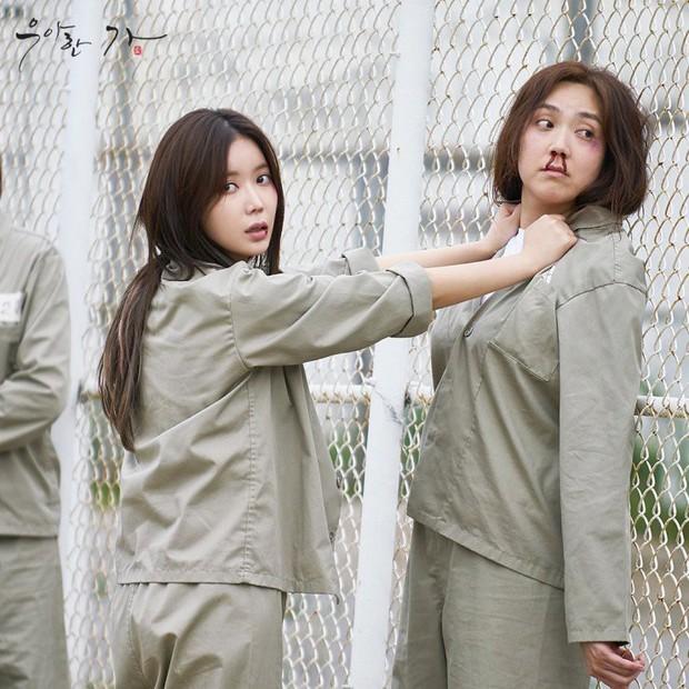 Mĩ nhân Gia Đình Đức Hạnh Im Soo Hyang: Ngôi sao sáng muộn xứ Hàn, thăng hạng chị đại nhờ ăn gà rán trong tù - Ảnh 19.