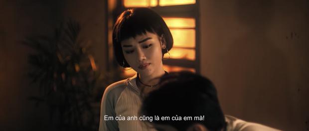 Ám ảnh thắt lòng đôi mắt ầng ậc nước của Miu Lê khi chứng kiến bồ bội bạc trong MV mới - Ảnh 2.