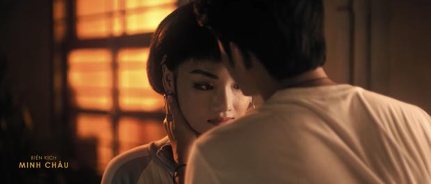 Ám ảnh thắt lòng đôi mắt ầng ậc nước của Miu Lê khi chứng kiến bồ bội bạc trong MV mới - Ảnh 3.