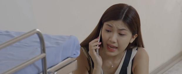 Hoa Hồng Trên Ngực Trái tập 23: Tính mạng con gái bị đe doạ mà Thái vẫn mải tranh nhà, cướp đất từ Khuê - Ảnh 5.