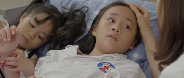 Hoa Hồng Trên Ngực Trái tập 23: Tính mạng con gái bị đe doạ mà Thái vẫn mải tranh nhà, cướp đất từ Khuê - Ảnh 4.