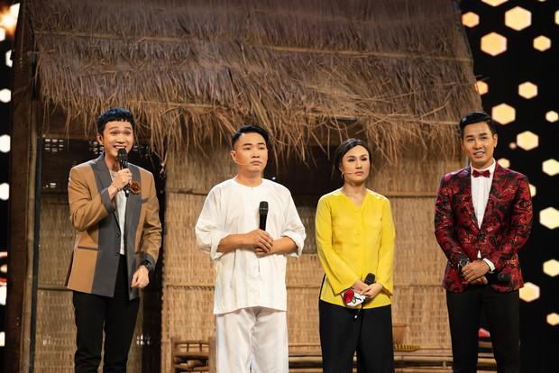 Cặp đôi vàng: Diễn kịch đẫm nước mắt, Phương Trinh Jolie và Minh Luân đạt điểm cao nhất - Ảnh 8.