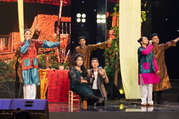 Cặp đôi vàng: Diễn kịch đẫm nước mắt, Phương Trinh Jolie và Minh Luân đạt điểm cao nhất - Ảnh 5.