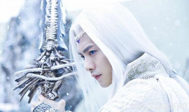 10 diễn viên Hoa ngữ cứ khoác áo lụa trắng lên là biến ngay thành thần tiên thoát tục ai nhìn cũng cưng - Ảnh 40.