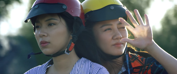 Sốc: Văn Mai Hương khóa môi Đồng Ánh Quỳnh cực nồng nàn trong MV song ca với Bùi Anh Tuấn, plot twist đến tận giây cuối cùng - Ảnh 4.