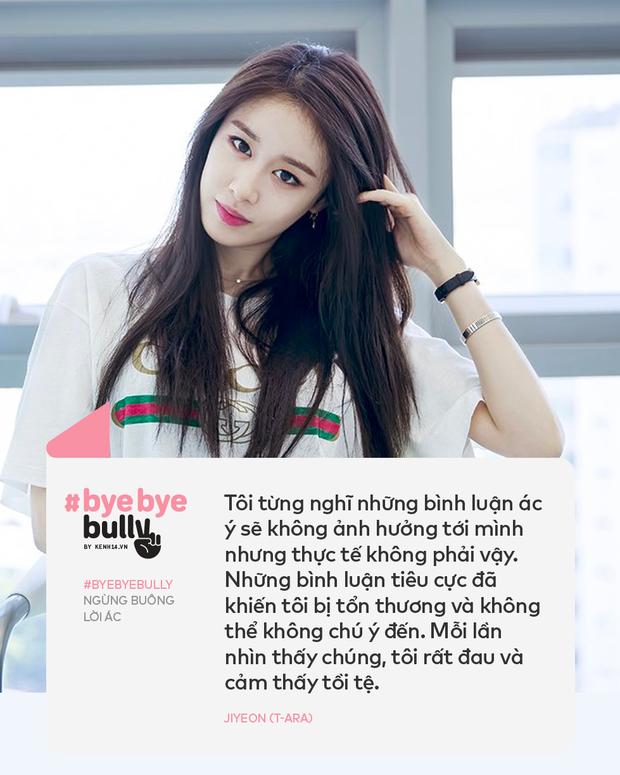 Bạn muốn tôi chết thật à?, Tôi cũng là con người, nhói lòng làm sao loạt phát ngôn của idol Kpop khi bị bình luận ác ý - Ảnh 1.