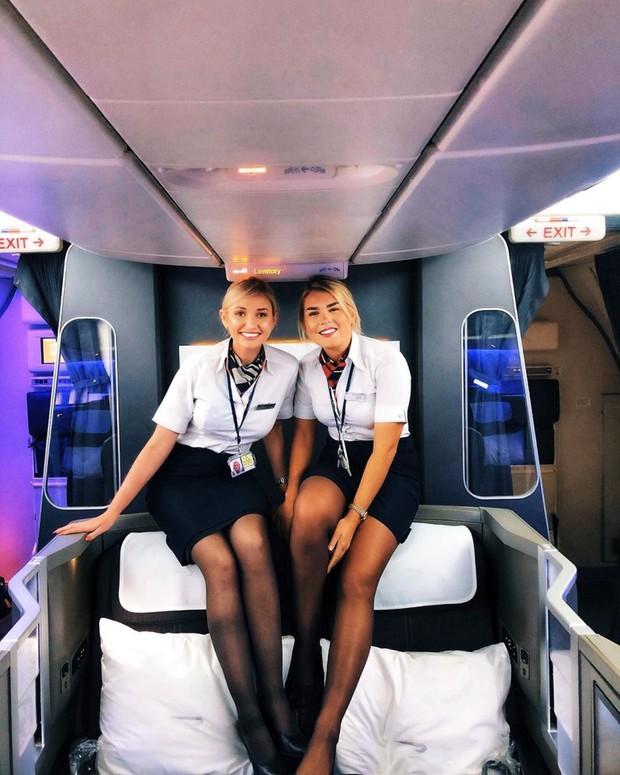 16 bí mật trên máy bay mà các tiếp viên không bao giờ để lộ với hành khách, nhưng có những dấu hiệu để nhận ra chúng (Phần 1) - Ảnh 7.