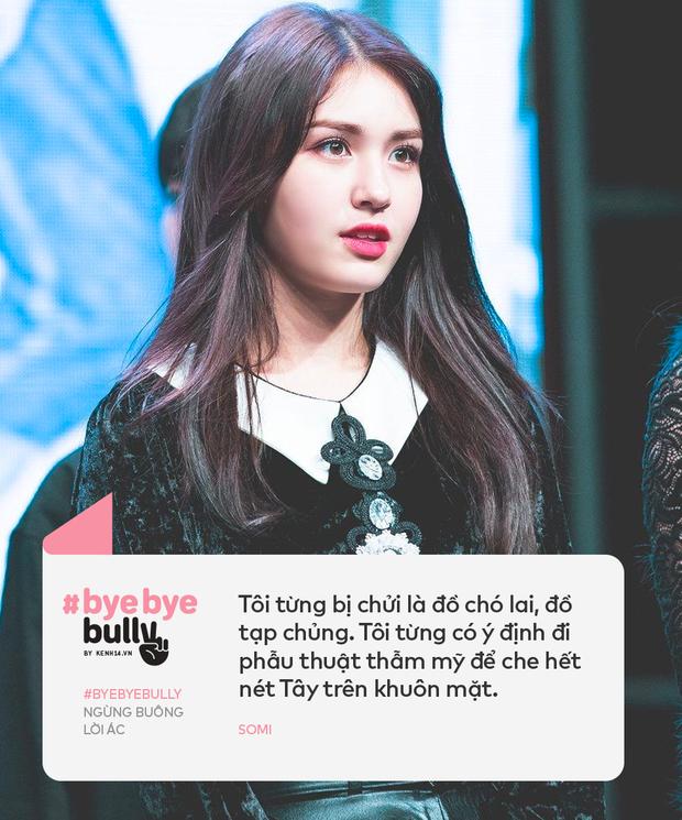 Bạn muốn tôi chết thật à?, Tôi cũng là con người, nhói lòng làm sao loạt phát ngôn của idol Kpop khi bị bình luận ác ý - Ảnh 5.
