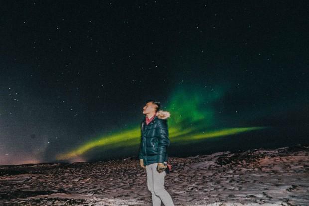 Trải nghiệm chỉ vài phần trăm dân số được thử trong đời: Săn Bắc Cực Quang hốt hình sống ảo đẹp như một giấc mơ - Ảnh 6.
