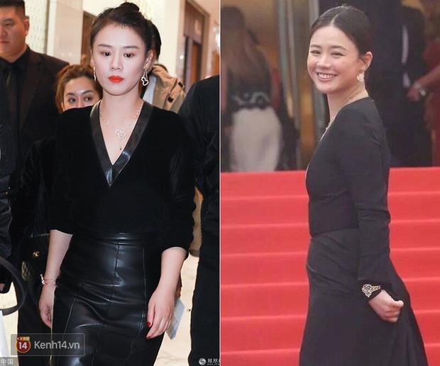 Sau Triệu Vy, lại thêm mỹ nhân Cbiz chứng minh: Giảm cân và đổi style sẽ giúp bạn thăng hạng nhan sắc nhường nào - Ảnh 7.
