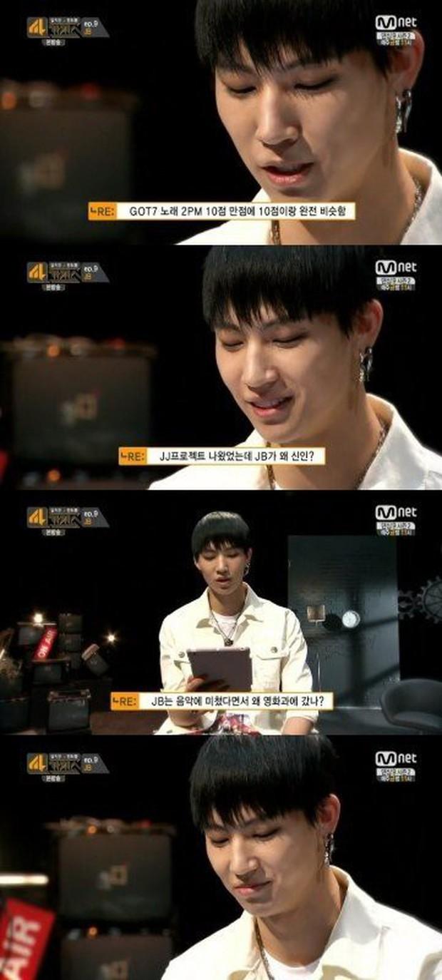 Trước Sulli, RM (BTS), JB (GOT7) và loạt Idol từng ngậm ngùi khi đọc bình luận ác ý trên show thực tế - Ảnh 7.