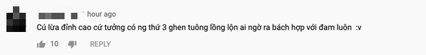 Khán giả tấm tắc kịch bản bẻ lái khét lẹt của MV Văn Mai Hương, trông chờ cảnh hôn đam mỹ của Bùi Anh Tuấn, khẳng định luôn 2019 là năm LGBT của VPOP! - Ảnh 6.