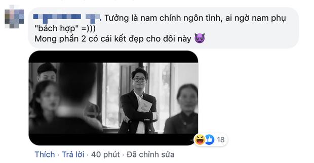 Khán giả tấm tắc kịch bản bẻ lái khét lẹt của MV Văn Mai Hương, trông chờ cảnh hôn đam mỹ của Bùi Anh Tuấn, khẳng định luôn 2019 là năm LGBT của VPOP! - Ảnh 17.
