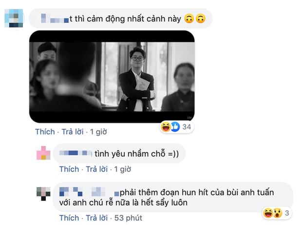 Khán giả tấm tắc kịch bản bẻ lái khét lẹt của MV Văn Mai Hương, trông chờ cảnh hôn đam mỹ của Bùi Anh Tuấn, khẳng định luôn 2019 là năm LGBT của VPOP! - Ảnh 14.