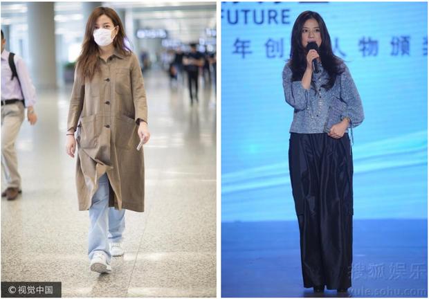 Sau Triệu Vy, lại thêm mỹ nhân Cbiz chứng minh: Giảm cân và đổi style sẽ giúp bạn thăng hạng nhan sắc nhường nào - Ảnh 1.