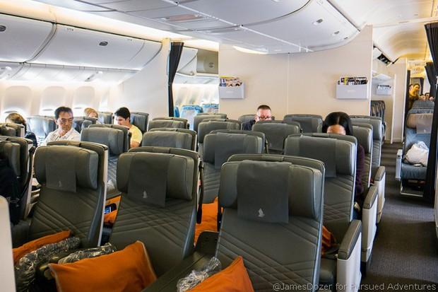 Sự thật về 4 hạng ghế phổ biến trên máy bay: Hạng thương gia (Business Class) không phải là cao cấp nhất như nhiều người nghĩ - Ảnh 10.