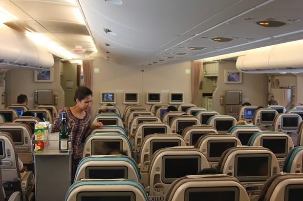 Sự thật về 4 hạng ghế phổ biến trên máy bay: Hạng thương gia (Business Class) không phải là cao cấp nhất như nhiều người nghĩ - Ảnh 9.