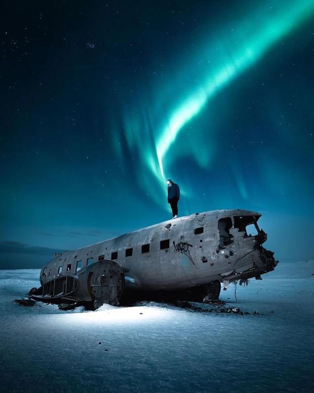 Trải nghiệm chỉ vài phần trăm dân số được thử trong đời: Săn Bắc Cực Quang hốt hình sống ảo đẹp như một giấc mơ - Ảnh 10.