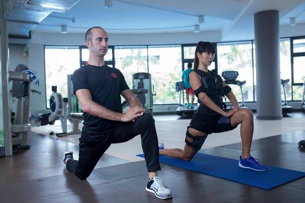 Quỳnh Anh Shyn đang mê mệt phương pháp tập gym mới toanh, giúp đốt cháy 1.200 calories trong 25 phút - Ảnh 6.
